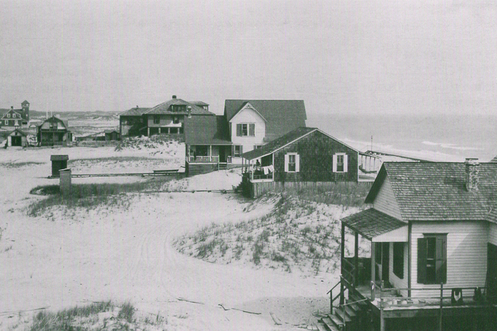 A Brief History of the Delaware Beaches