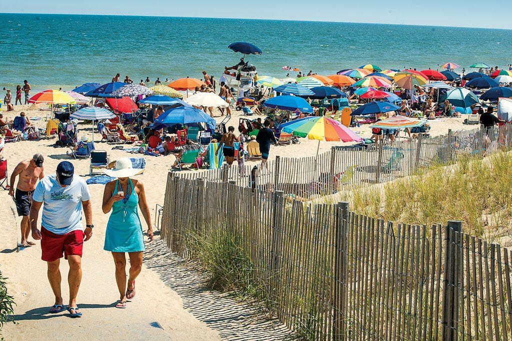 SNAPSHOT: The Delaware Beaches