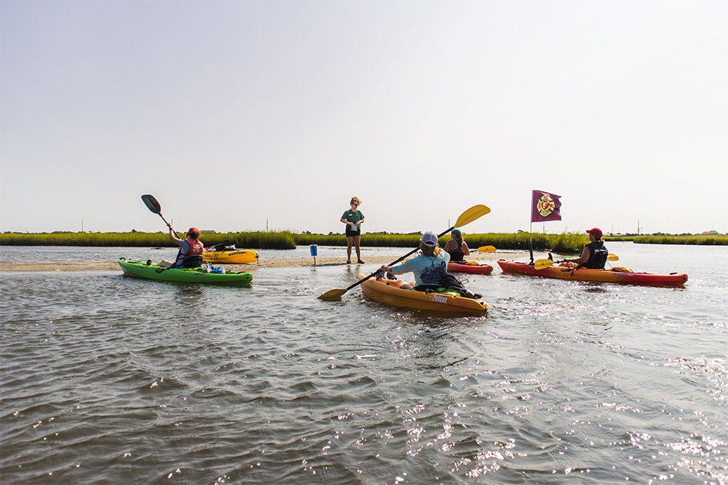 Delaware Seashore State Park & Indian River Inlet