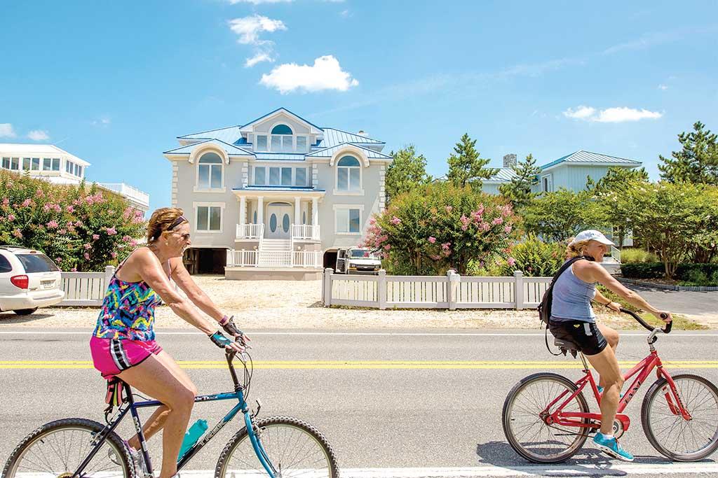 Rehoboth Beach vacation homes