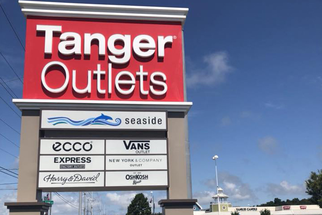 Plan a Shopping Excursion at the Tanger Outlets in Rehoboth Beach