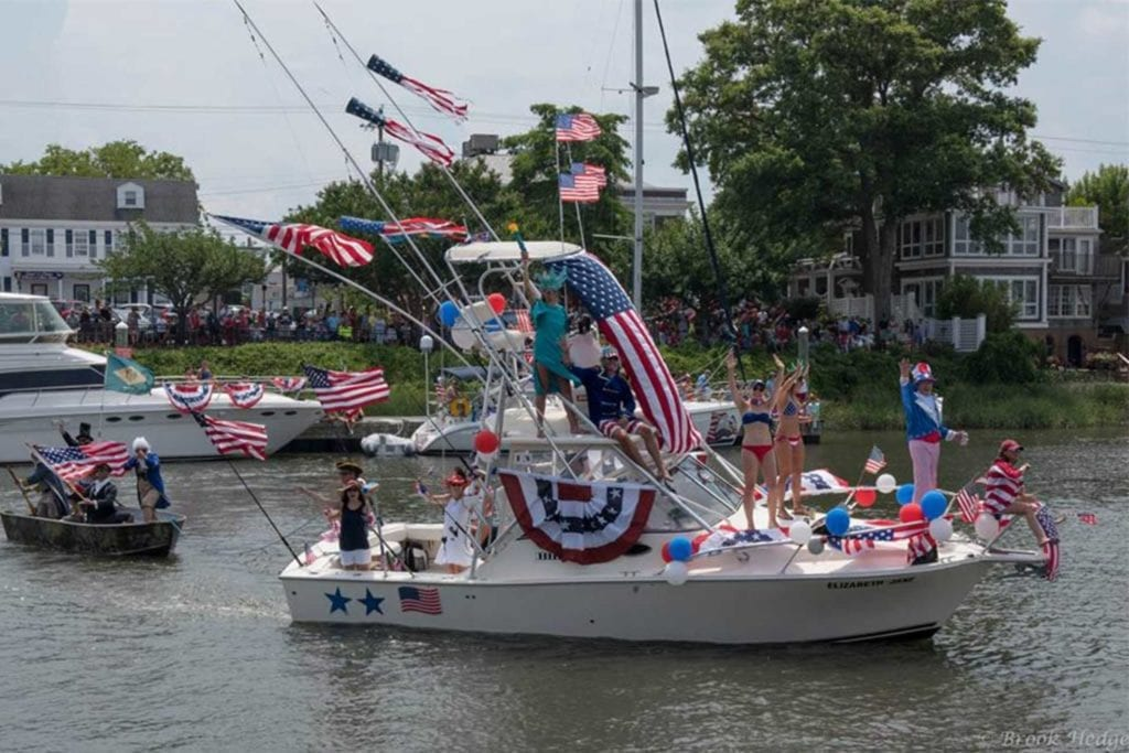 Lewes, Bethany Beach, Rehoboth Beach July events