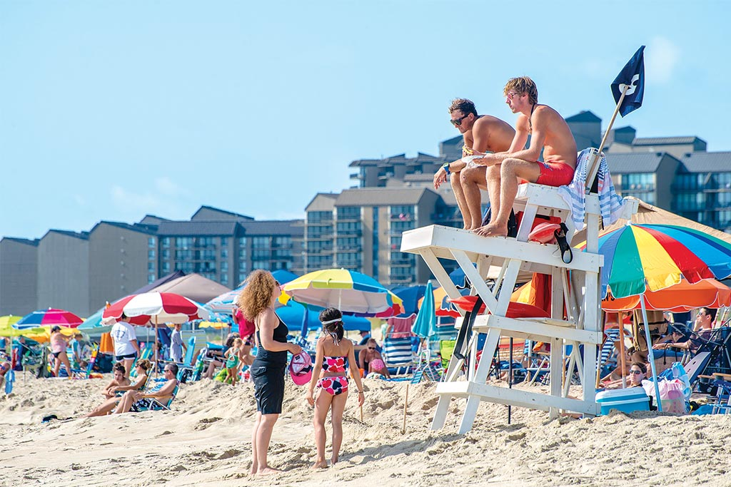 Labor Day Weekend in Rehoboth Beach, Labor Day Weekend in Lewes