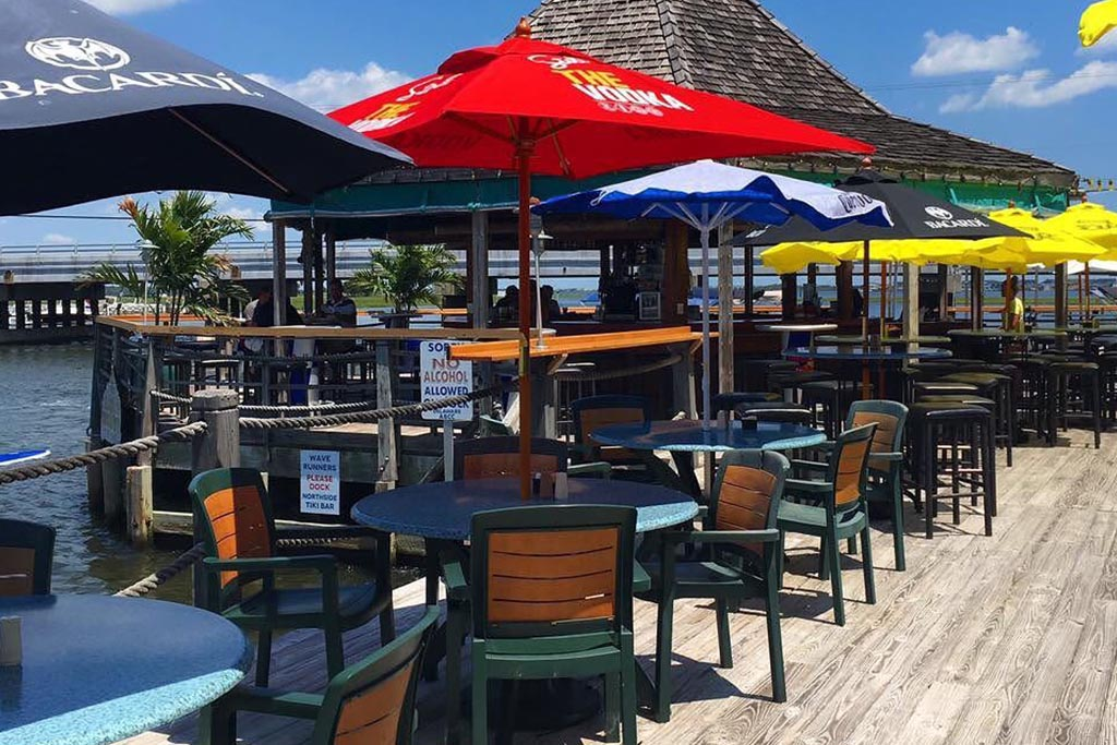 Outdoor Dining in the Delaware Beaches