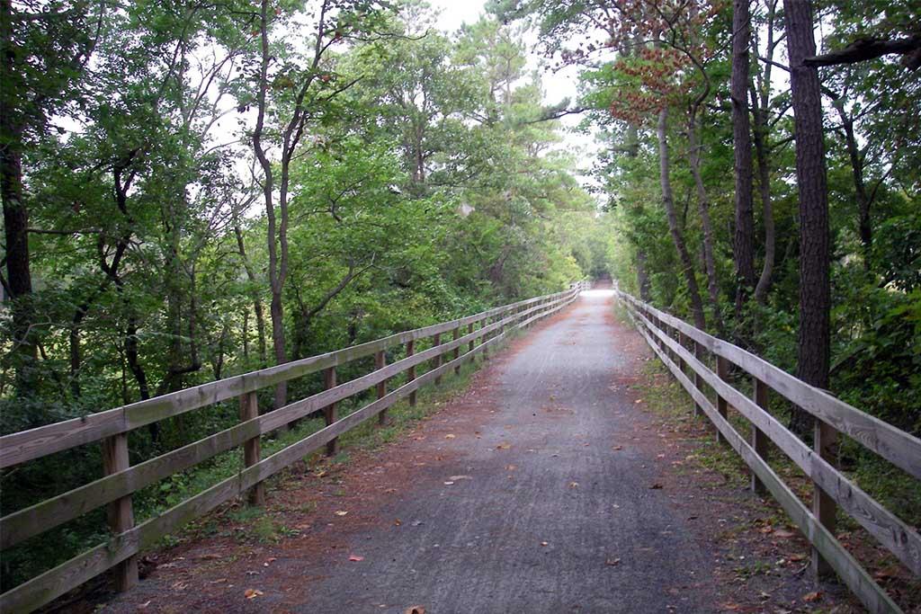 Delaware Junction and Breakwater Trail