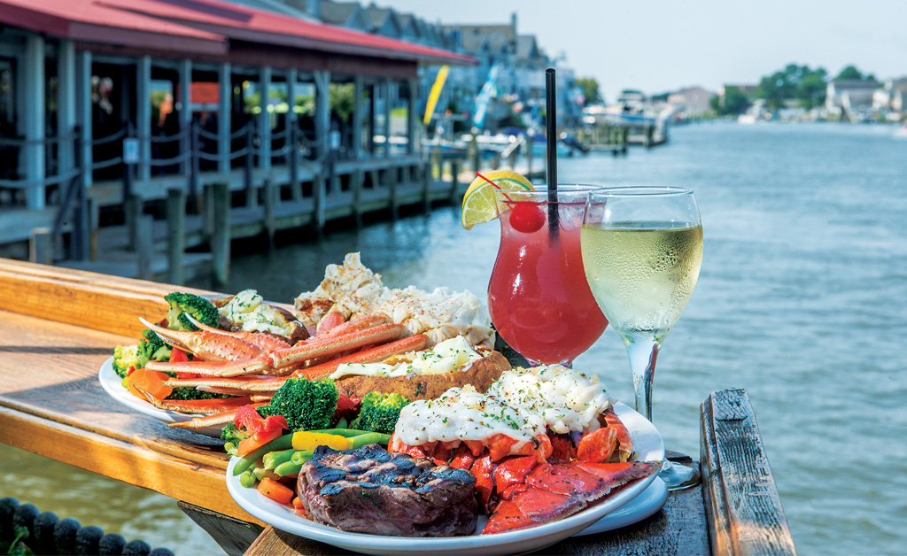 Delaware on the Menu: Welcome to the Delaware Coast