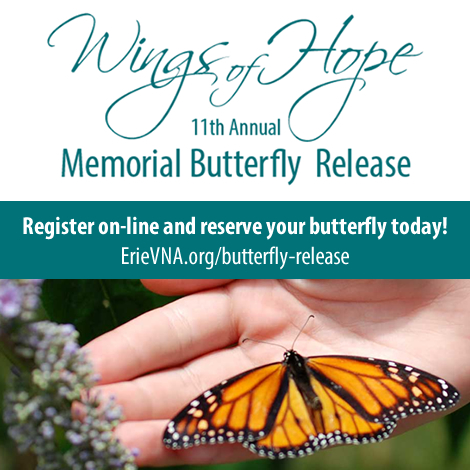 11th Annual Wings of Hope…A Butterfly Release