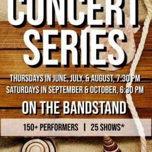 concert series bethany beach