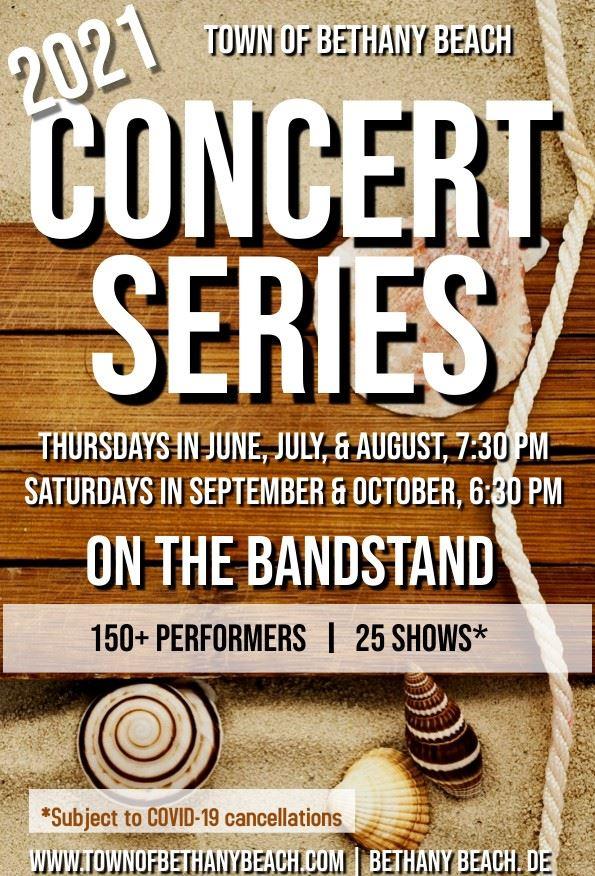 2021 Concert Series