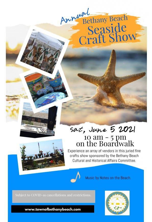 Seaside Craft Show