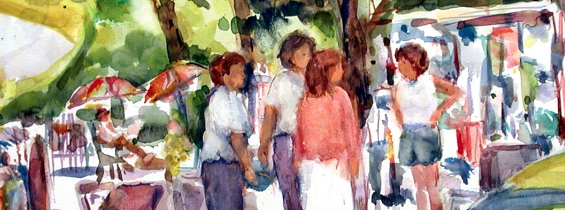 Rehoboth Boardwalk Arts Festival