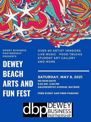 Dewey Beach Arts & Fun Fest