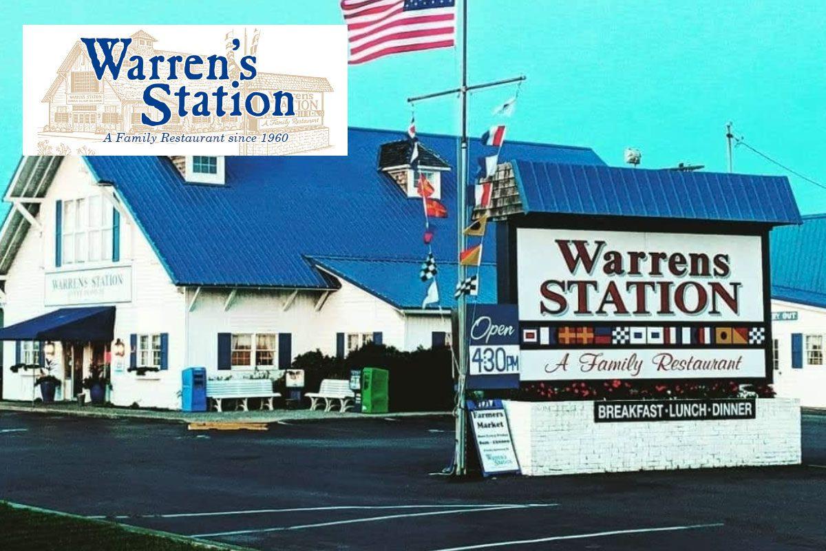warren station